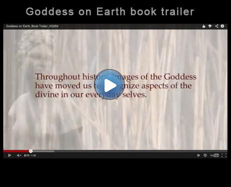 Goddess on Earth Book Trailer